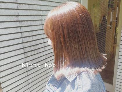 美容室Heming所属・ichikawachiemiのスタイル