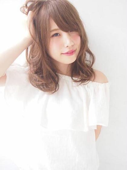 柔らかゆりふわパーマと透明感カラー rêve hair design所属・浦田陽平のスタイル