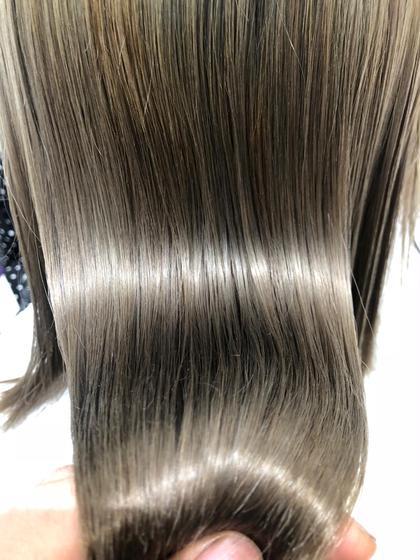 🍁綺麗に髪の毛を伸ばしたい方🍂毛先カット+枝毛カット+✨髪質改善トリートメント✨oggiotto6行程トリートメント