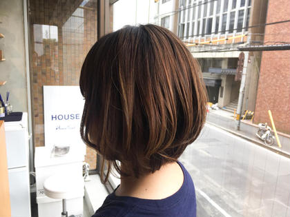 ハイライト HOUSE所属・Yu-ka【HOUSE】のスタイル