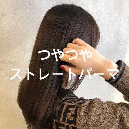【スペシャルメニュー❤️】1日2名様限定!!  カット &ダメージレス縮毛矯正 & 艶トリートメント