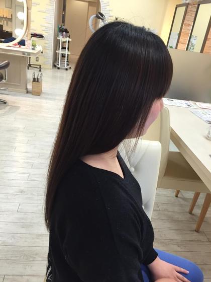さらつやストレートヘア CREA  渋沢店所属・清水大輝のスタイル