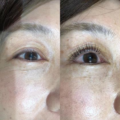 パリジェンヌラッシュリフト Eye Lash Salon Vivi【ヴィヴィ】所属・ゴトウナミのフォト