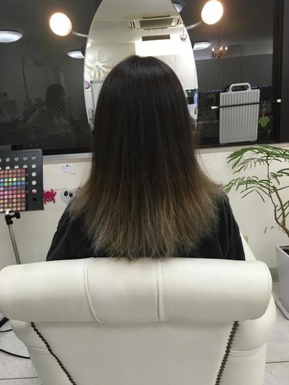 ヘアメイクスタジオMIMURO所属・田中晴菜のスタイル