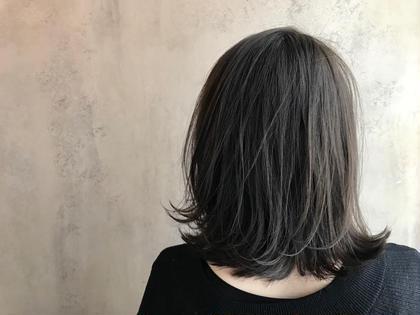 アンドウナオユキのショートのヘアスタイル
