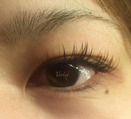 奥二重や一重の方に人気のLカール☻ Eyelash&Nail Vortex Shinsaibashi所属・長谷川香織のフォト