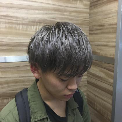 シルバーアッシュ TONI&GUY 静岡サロン所属・赤堀友哉のスタイル