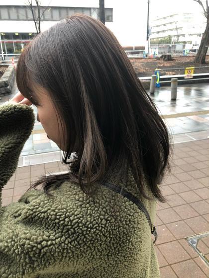 seasons express府中店所属の佐藤連のヘアカタログ