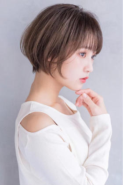 ✨💗小顔美髪カット&最新うる艶トリートメント3種💗✨