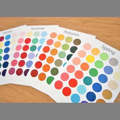 パーソナルカラーとは、 人それぞれの生まれ持った肌、髪、頬、瞳と 似合う色、調和の取れる色のことを言います。  スプリング🌸 サマー🐬 オータム🍂 ウィンター⛄️の 4シーズンからなるカラー診断は メイクやヘアカラー、お洋服の あなたに似合う色がわかります。   #カラー診断 #パーソナルカラー #イエベ #ブルベ Grace  Avenue所属・安藤ルイ子のスタイル