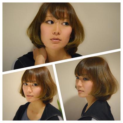 Hair&Relaxation HISUI所属・佐野トモのスタイル