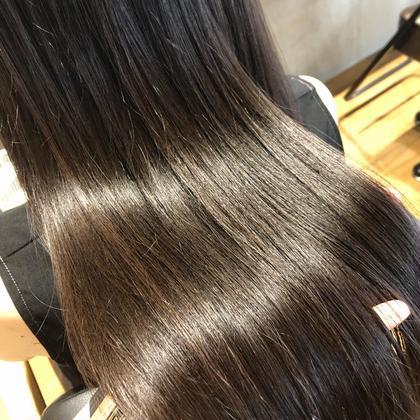 【NEW❤️】髪質改善&酸熱ヴァリジョアトリートメント
