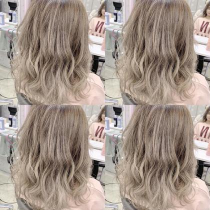 8月ご来店のお客様限定⭐️ハイライトorグラデーションカラーorインナーカラー & 艶TR&前髪カット⭐️