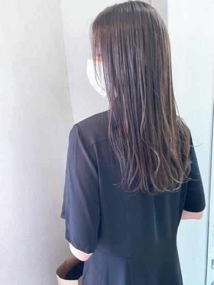 ✨TOKIOトリートメント付き✨カット+カラー