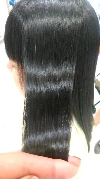 髪質改善縮毛矯正のみ