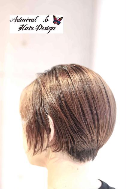 [🍂初回限定]似合わせヘアカット & 明るく染めるグレイヘアカラー