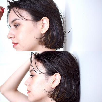 【✨話題のイルミナ✨】cut+イルミナcolor&炭酸泉spa treatment✨