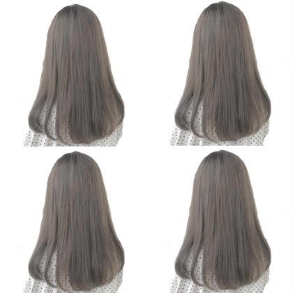 濱本拓輝のセミロングのヘアスタイル