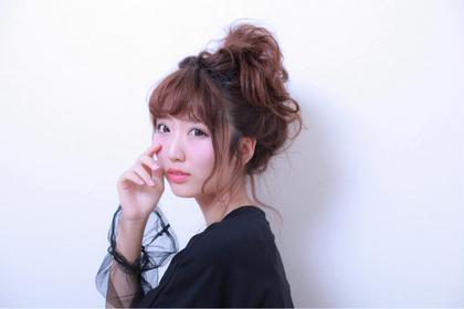 🛁全員..前髪カット&前髪パーマ☆