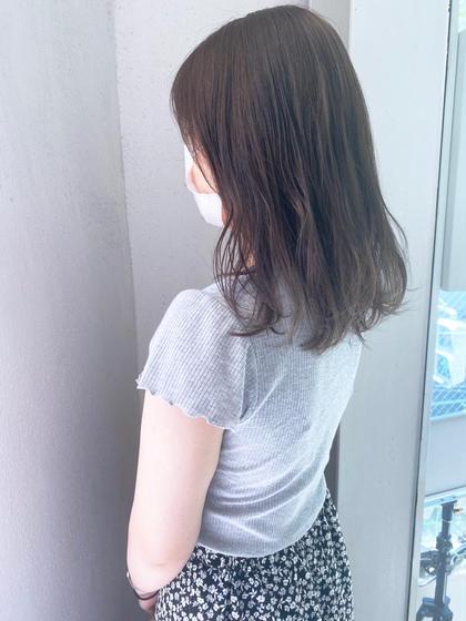 似合わせカット+イルミナorエドルカラー(初めての方)