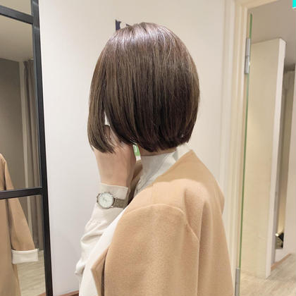 NYNY  三宮所属の森田嵩士のヘアカタログ