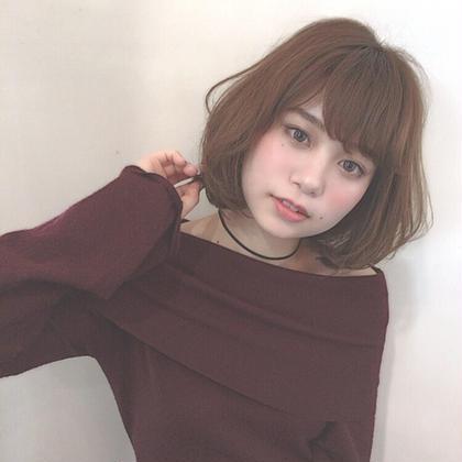 NYNY 河原町三条店所属・吉田和佳奈のスタイル
