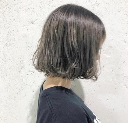 カット+炭酸ヘッドスパで頭皮スッキリ💆🏻♀️