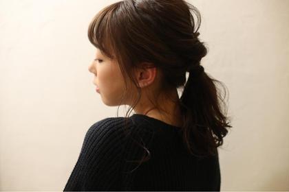 g.hairdesign所属の齊藤未紗のヘアカタログ