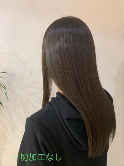 ✨【ツルツルサラサラで透明感抜群】毛髪整形+カラー+最高高級グローバルミルボントリートメント+ヘッドスパ