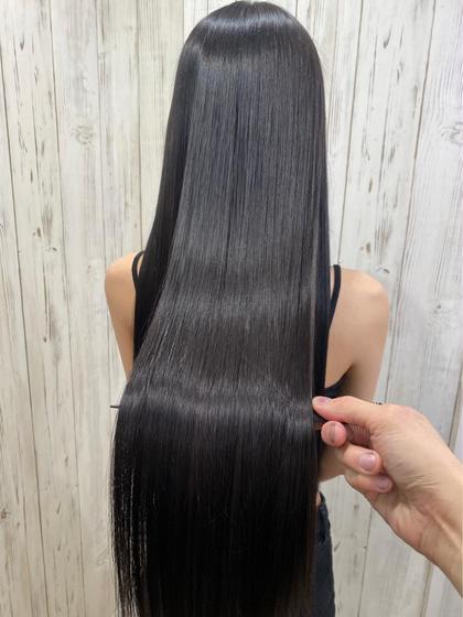 【OPENING記念】髪質改善リケアル酸熱トリートメント+枝毛カット付き