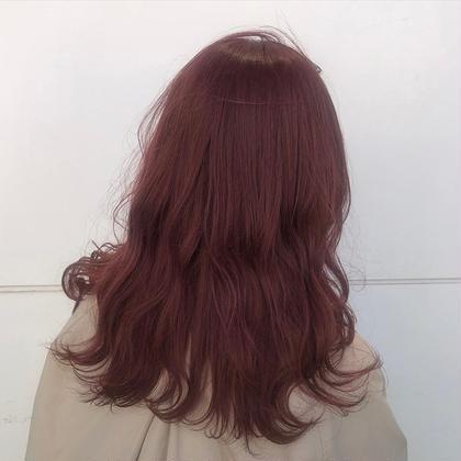 🍓新規限定🍓カット+カラー+プチトリートメント