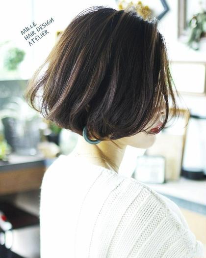minimo限定メニュー★カット & トリートメント《平日のみ》