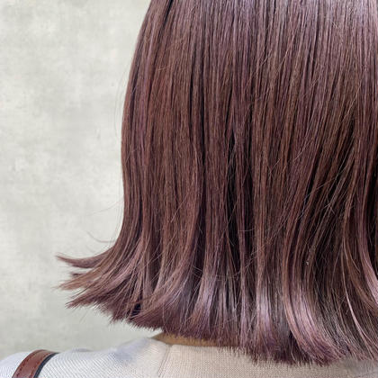 💚ポイントハイライト×イルミナカラー&艶トリートメント💚 【カラーモデル】