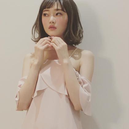 撮影モデル&アッシュシルバー9レベル SIKI所属・SIKIシキのスタイル