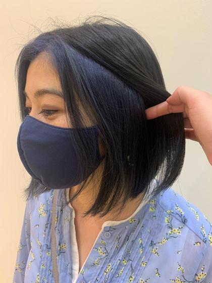 【多摩美術大学&東京造形大学の学生さん限定】ダブルカラー(ブリーチ込み)✨✨派手髪歓迎🌟🌟