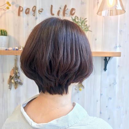 ご新規様限定🧡頭皮をほぐしてリラックスしてください☺️カット+癒しの選べる香りのヘッドスパ20分