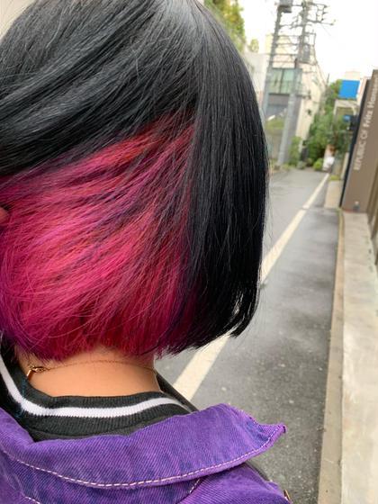 hair&makeEARTHaoyama所属・武村賢薫のスタイル