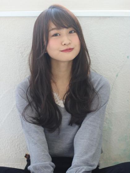10月限定涼しいメニュー✨カット+カラー(リフレッシュシャンプー&クイックトリートメント付😆)