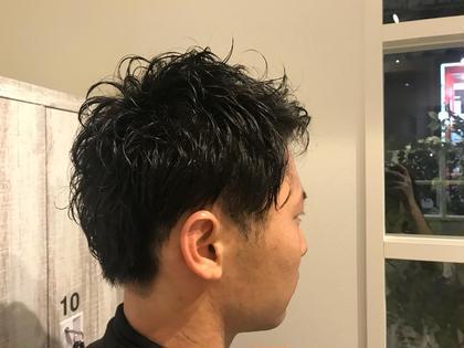 泉佑奈のメンズヘアスタイル・髪型