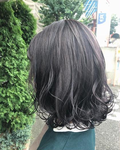 【広がり.クセ毛が気になる方にオススメ✨】カット+コスメストレート+デジタルパーマ