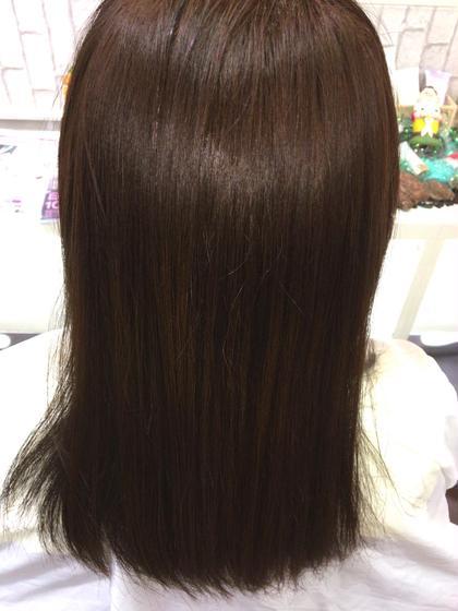 黒染めから少し明るく出来るだけムラを消しました(^ω^) ウィル姫路駅前所属・高峰優斗のスタイル