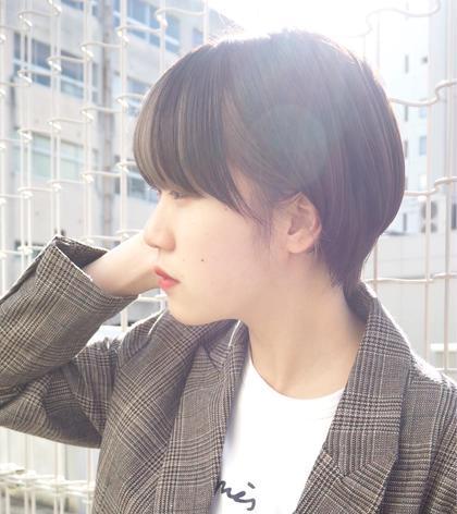 《4月限定》カット+シャンプー¥5200→¥3400