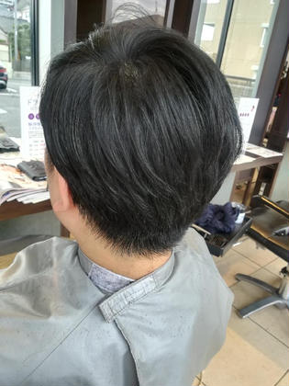 QUATRO 赤塚店所属・栗田由佳のスタイル