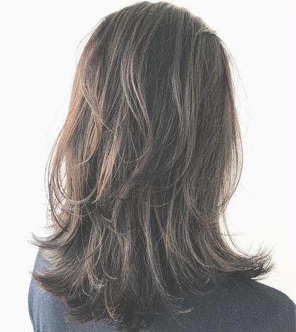 ☀️新規限定クーポン☀️カット+イルミナカラー+髪質改善TOKIOトリートメントoroggiottoトリートメント