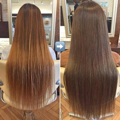 hair studio art所属・松永亮司のスタイル
