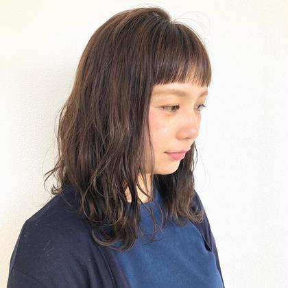 🌼新規限定🌼creamyカラー+トリートメント