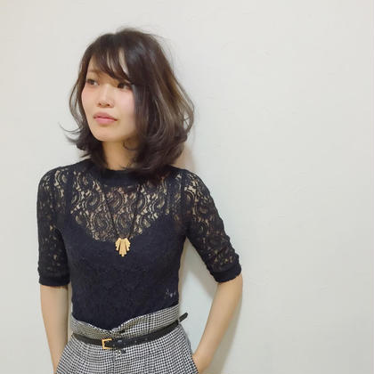 hair make feb南浦和店所属・佐野寛のスタイル