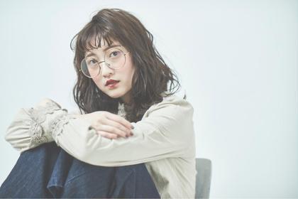 MODEK's所属の伊藤舞衣子のヘアカタログ