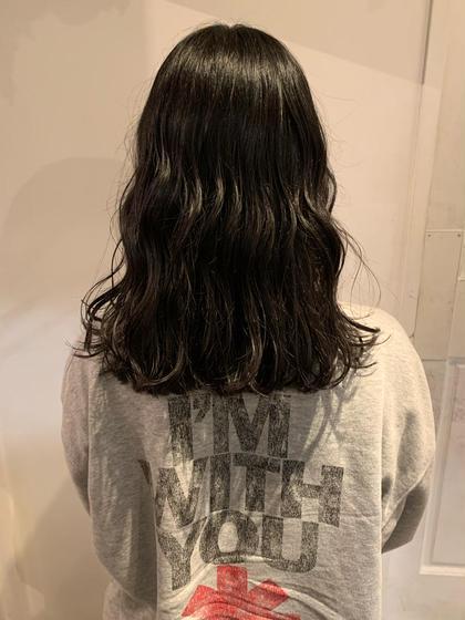 HOMIETOKYO所属のHOMIETOKYONATSUのヘアカタログ
