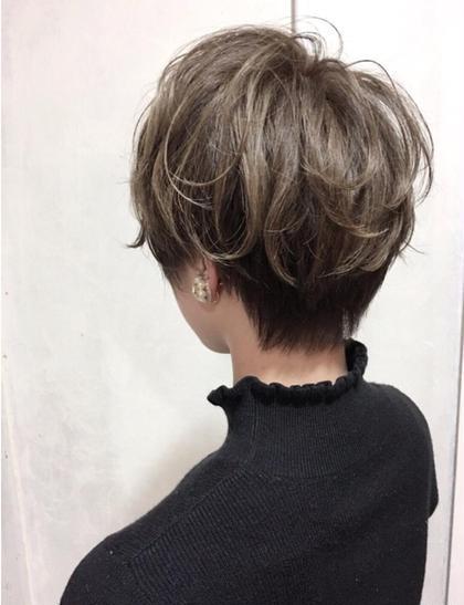 おしゃかわショート流行ってます👀 YUTAROのショートのヘアスタイル